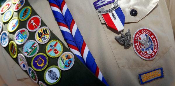 Eagle Scout Uniform